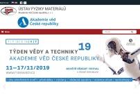 Ústav fyziky materiálů AV ČR, v.v.i.