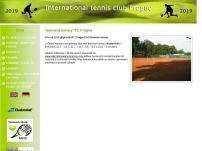 International tennis club Prague
