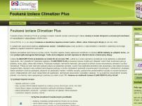 Foukaná izolace Climatizer Plus