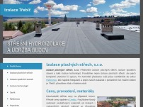 Izolace plochých střech, s.r.o.