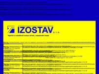 IZOSTAV, s.r.o.