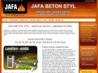JAFA BETON STYL