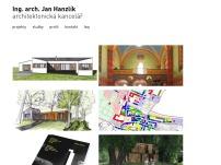Ing. arch. Jan Hanzlík | architektonická kancelář