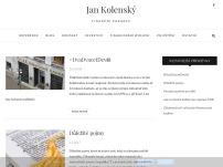 Jan Kolenský