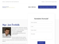 Mgr. Jan Švehlík - psychoterapie, Terdi s.r.o.