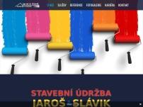 Stavební údržba Jaroš & Slávik, společnost s ručením omezeným