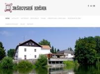 Hotel a restaurace Jaškovská krčma