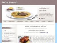 Jídelna KOCOUREK – rozvoz obědů