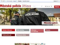 Statutární město Jihlava - Městská policie Jihlava