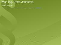 Mgr. Ing. Petra Jelínková, advokát