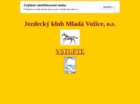 Jezdecký klub Mladá Vožice, o.s.