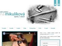 Snubní prsteny Jana Mikulíková