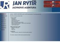 Jan Rytíř - JAZYKOVÁ AGENTURA