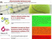 Jihomoravský tenisový svaz o.s.