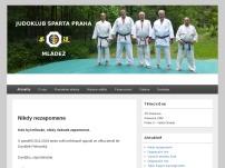 Judo klub Sparta Praha - mládež