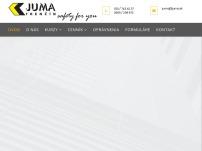 JUMA Trenčín s.r.o. - kurzy BOZP