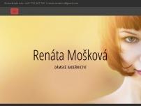 Dámské kadeřnictví - Renáta Mošková