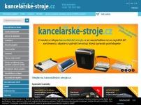 Kancelarske-stroje.cz