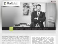JUDr. Daniel Kaplan LL.M., advokát