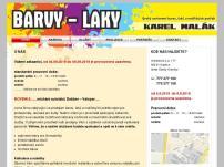 BARVY - LAKY Karel Malák