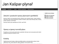 Jan Kašpar – Plynař