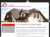 K+K střechy