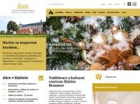 KLÁŠTER BROUMOV - vzdělávací a kulturní centrum