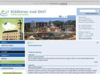 Informační centrum Klášterec nad Ohří