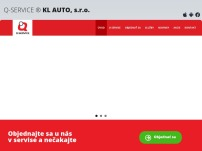 KL AUTO, s.r.o.- AUTODIELY- AUTOSERVS