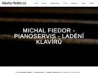Pianoservis Fiedor