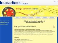 KLIMAKOM ENERGY, a.s.