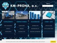 KM - PRONA, a.s.