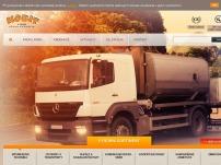 KOBIT, spol. s r.o. - stroje pro údržbu a opravy silnic