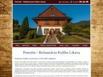 Penzión - Reštaurácia Koliba Likava