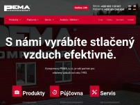Kompresory PEMA, s.r.o.