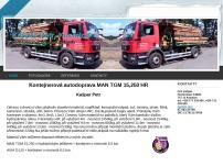 Petr Kašpar – kontejnerová autodoprava
