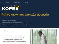 KOPEX, spol. s r.o. - multimediálne programy, kurzy
