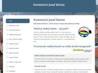 Kominictví Josef Körösi