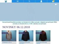 Kosáček – dětský internetový second-hand