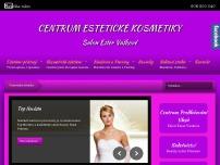 Centrum estetické kosmetiky Ester Vaškové