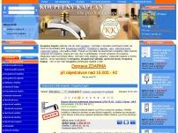 Koupelny KK – Jiří Kaplan, e-shop – koupelnové vybavení