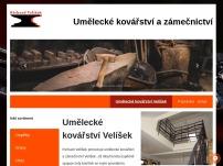 Richard Velíšek – Umělecké kovářství a zámečnictví