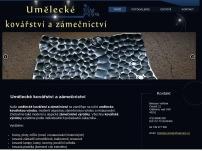 Umělecké kovářství a zámečnictví Klášterec nad Ohří