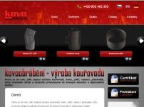 JIŘÍ KRAUS – Kovoobrábění – výroba kouřovodů