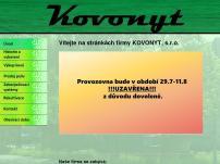 KOVONYT, s.r.o.