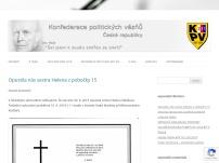 Konfederace politických vězňů České republiky