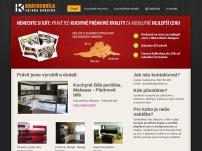 Kratochvíla – kuchyně Brno, Hodonín