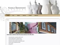 Kamila Šejnohová COUTURE