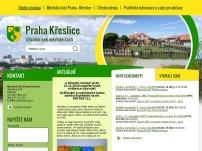 ÚMČ Praha - Křeslice - Odbor finanční pobočka Praha-Křeslice