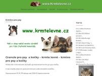 KRMTE LEVNĚ – krmiva, potřeby pro psy, kočky